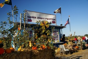 Farmer John's Field Trips: Oct.  12 & 27th